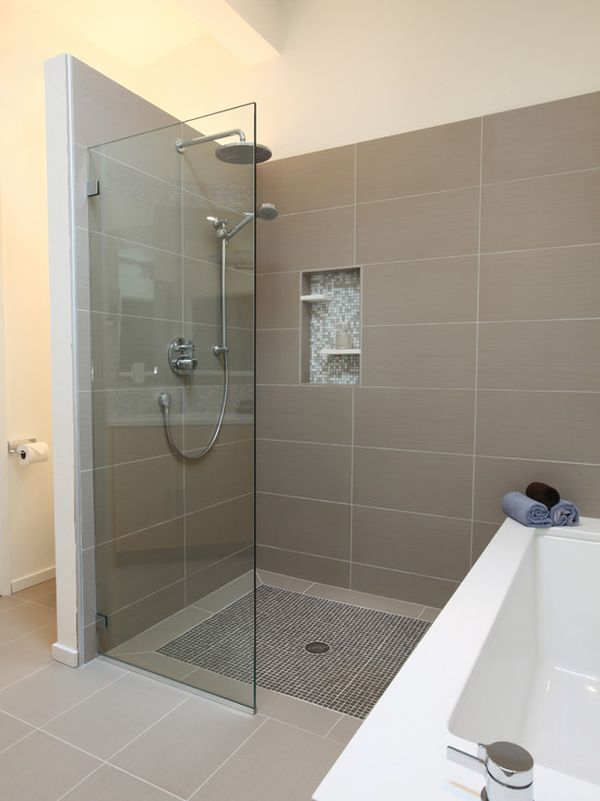 Pros And Cons Of Having A WalkIn Shower Best Bathroom Partition Glass Plans