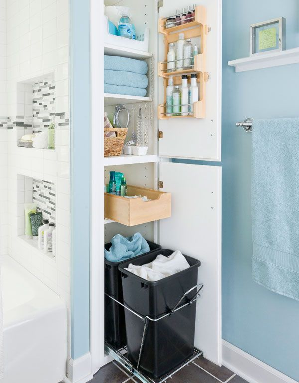 Five great bathroom storage solutions - Bathroom shelving ideas for small spaces photos ...
