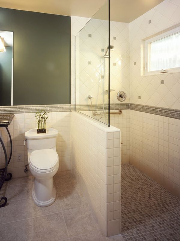 Pros And Cons Of Having A WalkIn Shower Impressive Bathroom Partition Glass Plans