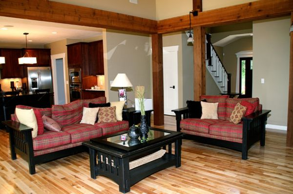 highland themed living room how to make tartan work in a living room 12942