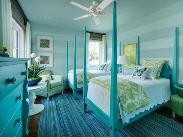 Bedroom Ideas Turquoise 10 bold but soothing turquoise bedroom interior design ideas