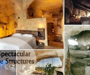 12 Spectacular Cave Structures We'd Like To Live In