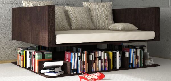 Reading Corner Furniture 17 multi-purpose furniture that changes function in no time