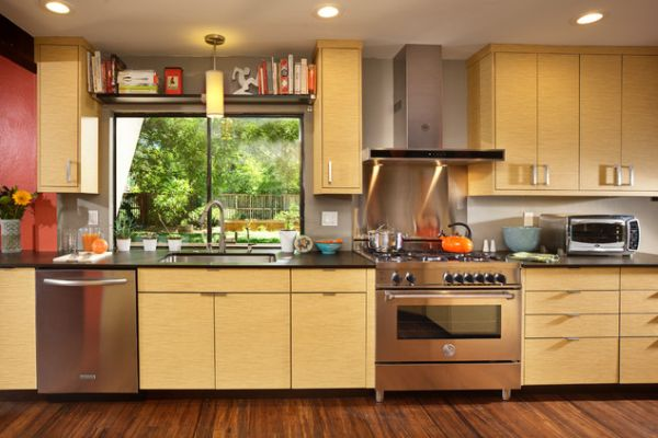 Five Eco-Friendly Kitchen Ideas