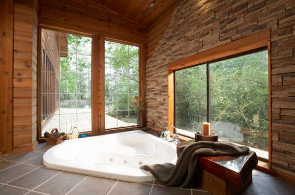 Beautiful Bathtubs 15 beautiful bathrooms featuring sunken bathtubs