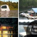 10 Amazing Floating Houses Around The World