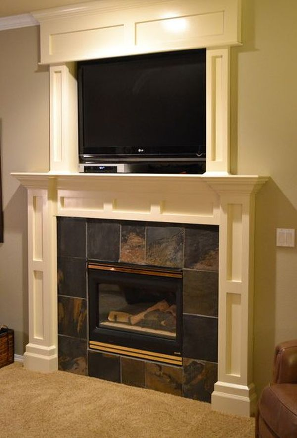 Ideas to Help the Naturally Ugly Fireplace