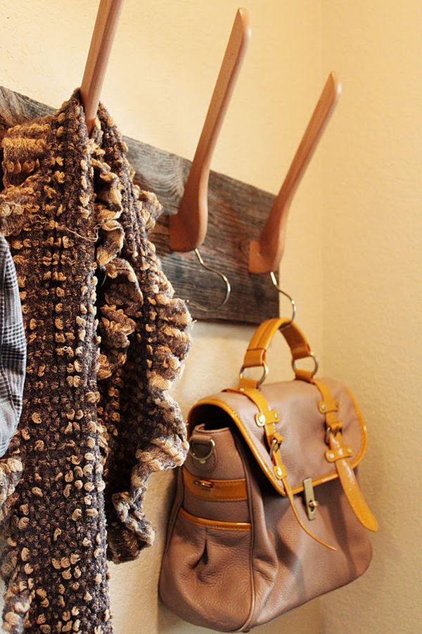19 Easy Diy Coat Rack Design Ideas