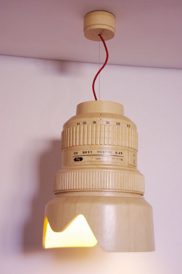 DRSL Paparazzi Lamp.