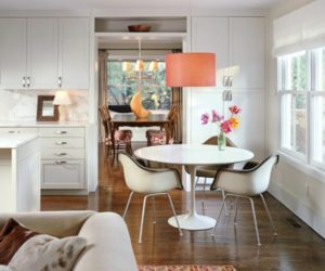 How To Choose The Right Dining Room Chairs · Dramatic Drum Pendant Lighting  In Your Interiors