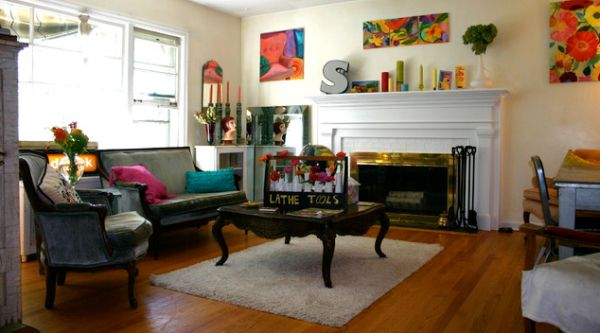 Eclectic Décor: Not as Random as it Might Seem