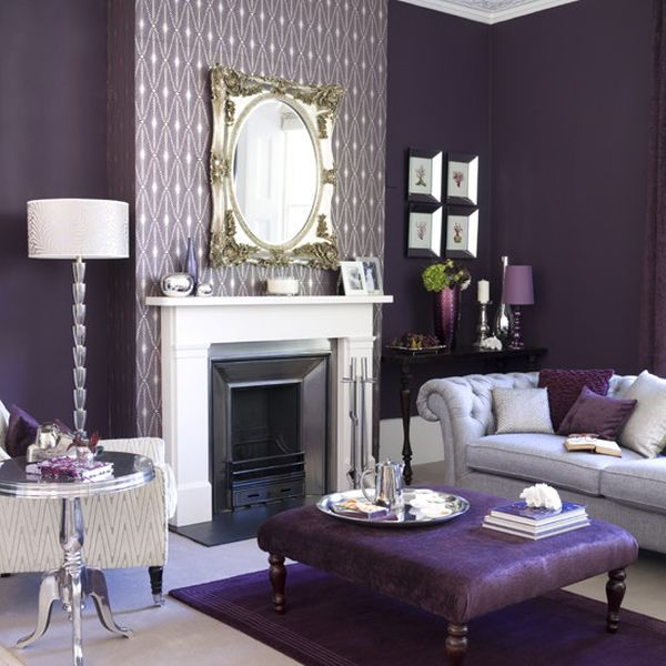 5 Perfect Color Choices For Royal Rooms