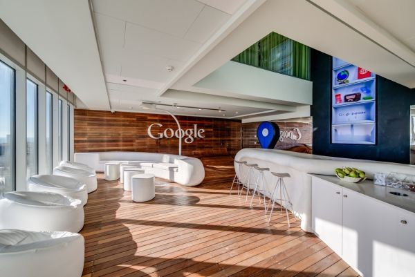 The Spectacular Google Tel Aviv Offices