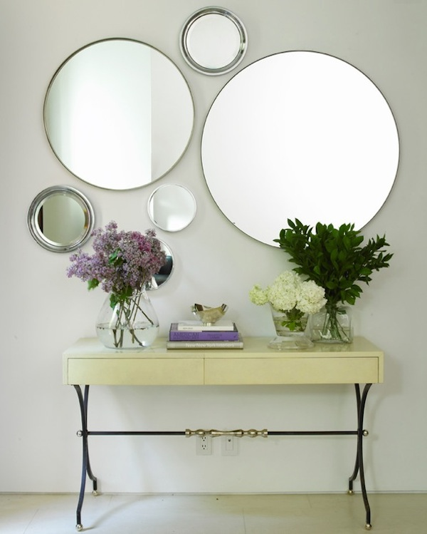 hall mirror ideas