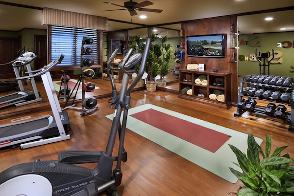 Merveilleux Creative Ways To Make Your Home Gym Inviting U0026 Productive