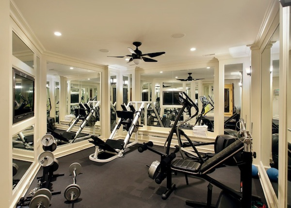 Creative Ways To Make Your Home Gym Inviting Amp Productive