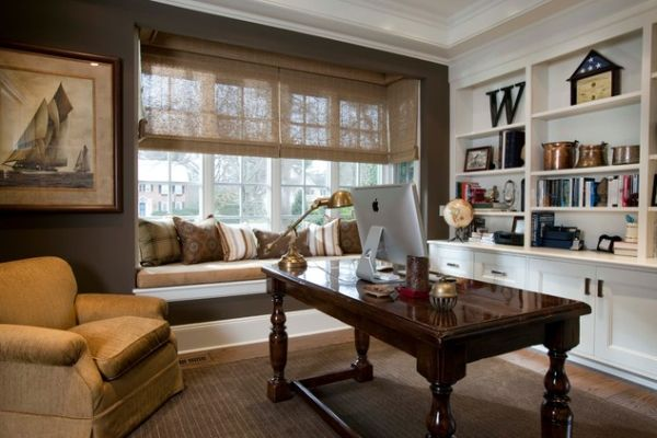 In Home Office Inside Home Offices Are Still Homely Cool Seating Choices For Office