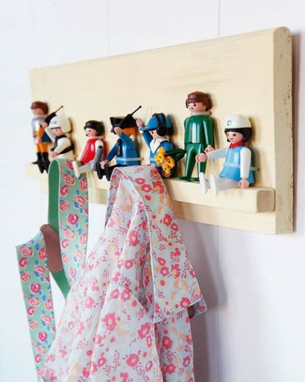 40 Easy DIY Coat Rack Design Ideas Extraordinary Lego Coat Rack