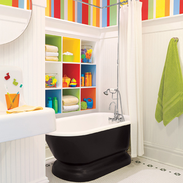 5 Themes For Your Little Boys Bathroom