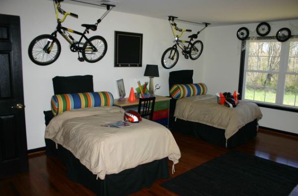 Bicycles Interior Design And Storage Ideas
