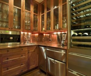 A Few More Kitchen Backsplash Ideas And Suggestions · Choose The Best  Material For Your Metal Backsplash
