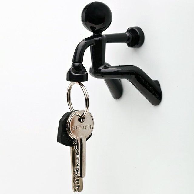 12 cool and creative key holders designs. Black Bedroom Furniture Sets. Home Design Ideas