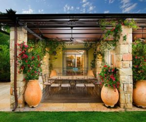 Perfectly Peach Patios: Ideas & Inspiration