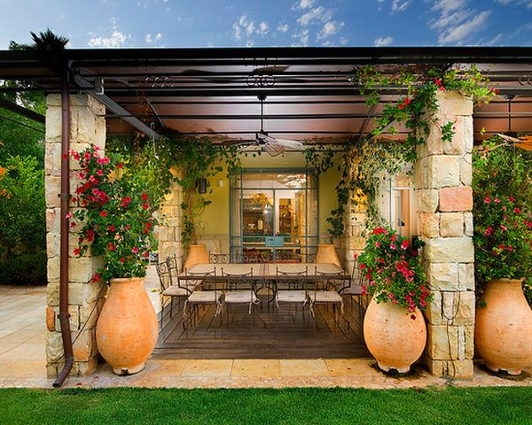 Wonderful Perfectly Peach Patios: Ideas U0026 Inspiration Images