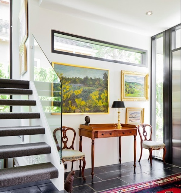 Decorating Your Staircase With Eye-Catching Artwork