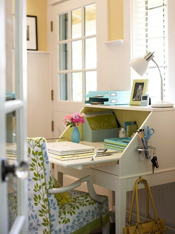 office desk organization tips. Hang A Corkboard\u2026And Then Use It. Office Desk Organization Tips