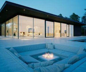 13 Stylish Conversation Pits And Sunken Sitting Areas
