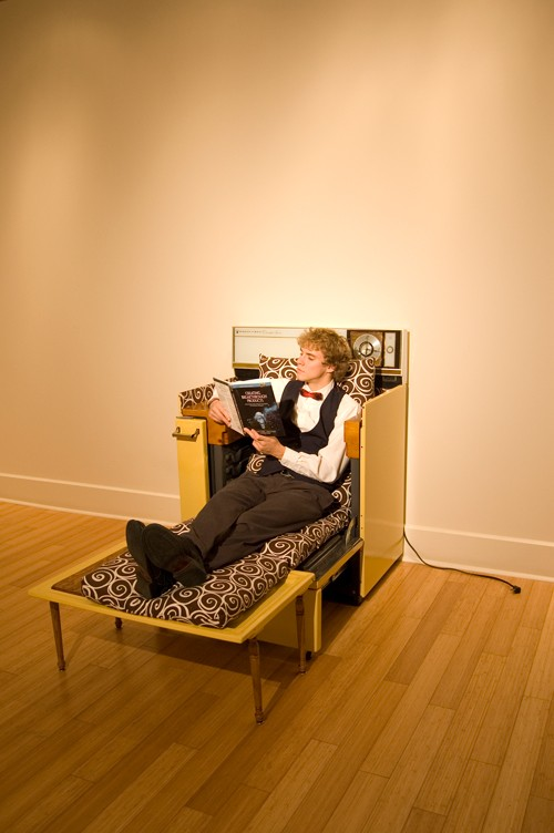 top ingenious recycled furniture design ideasthe amazing transforming oven lounge