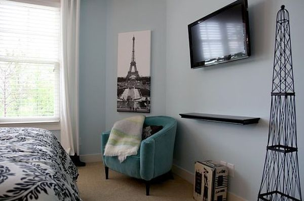 How To Create A World Travel Theme For Your Bedroom