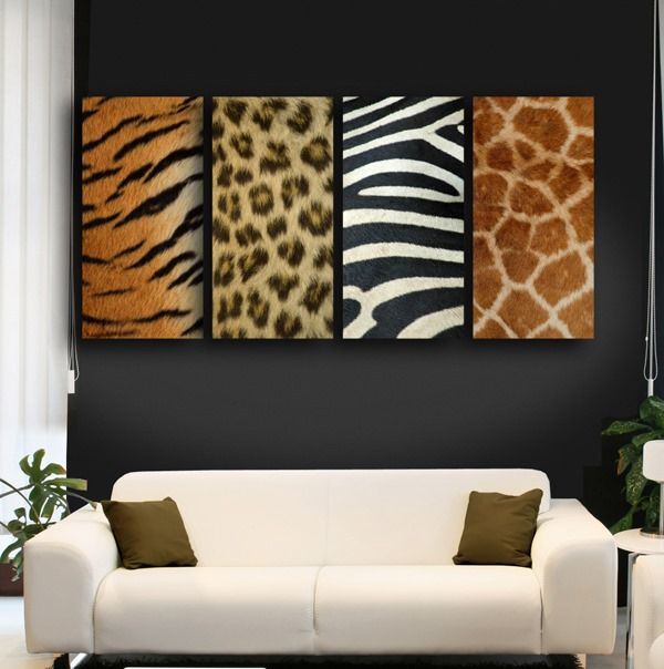 A Touch Of The Wild: Different Uses For Zebra Prints In Home Décor
