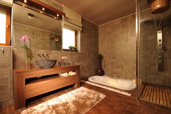 Bathroom Sauna Showers Home Design