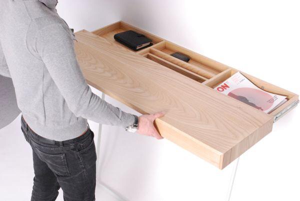 Unusual Desks 14 modern desk designs for eye-catching decors