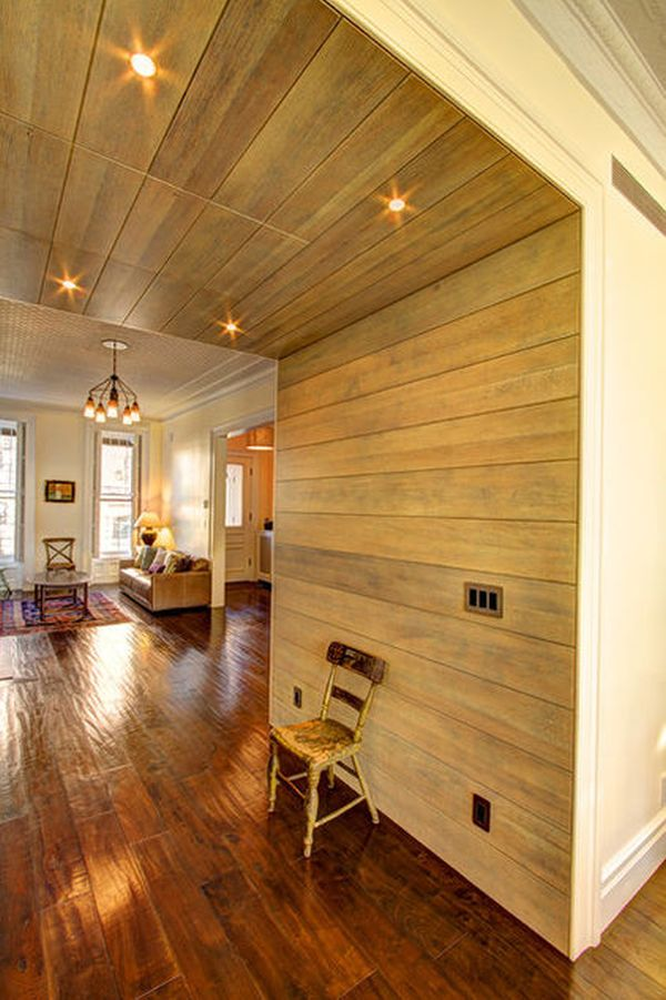 Styling Your Wood Paneled Space