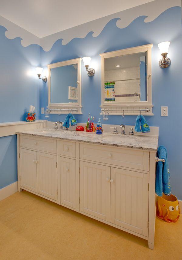 5 Themes For Your Little Boy S Bathroom