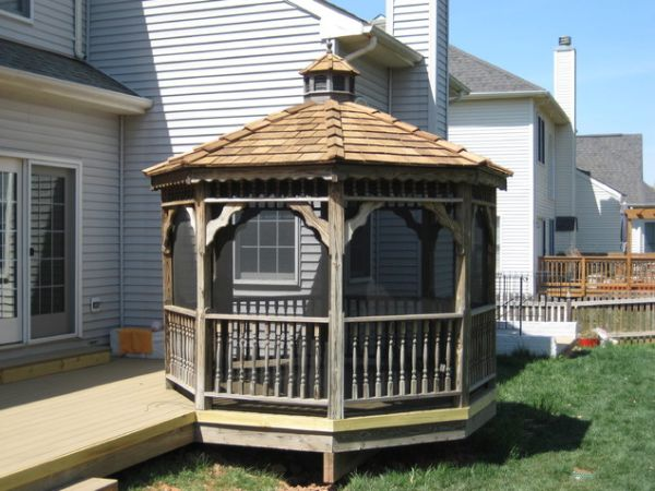 High Quality Tips For The Perfect Garden Gazebo Awesome Design
