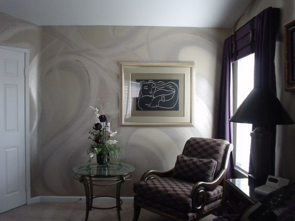 Walls And Their Stylish Non Traditional Paint Jobs