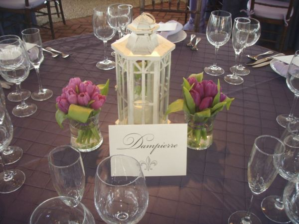 Diy wedding reception centerpiece ideas use lanterns junglespirit Images