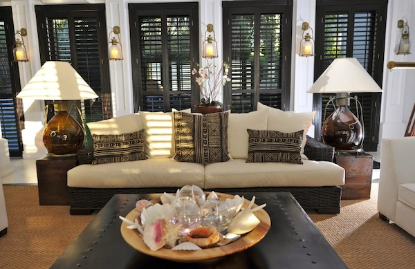 Charmant Wood Shutters Interiors Resort