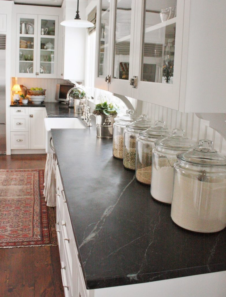 Decorate Your Kitchen With Glass Canisters