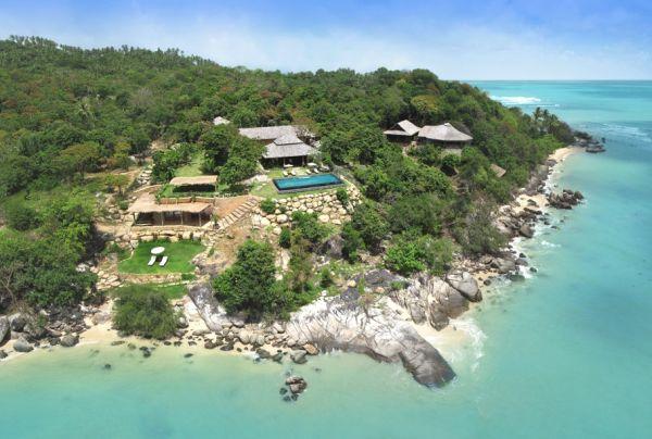 Enchanting Oceanfront Estate In Koh Samui, Thailand