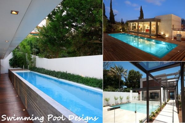 Charmant Unusual Outdoor Swimming Pool Designs
