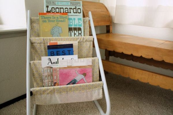 20 diy magazine rack projects for How to make a magazine holder from cardboard