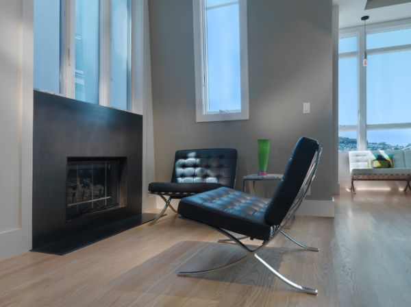 Lovely The Ludwig Mies Van Der Rohe Barcelona Chair. Photo Gallery