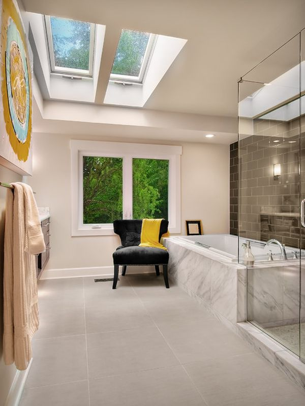 Uplifting Skylight Designs To Get The Light Flowing