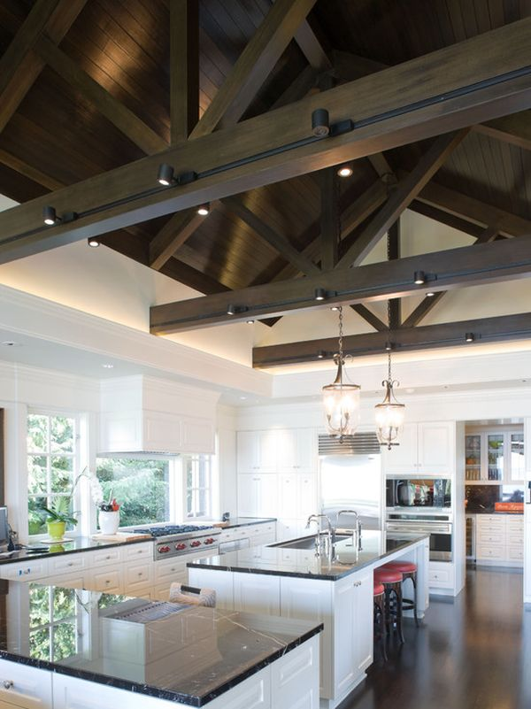 Beams. & How To Use Track Lighting For Your Homeu0027s Interior azcodes.com