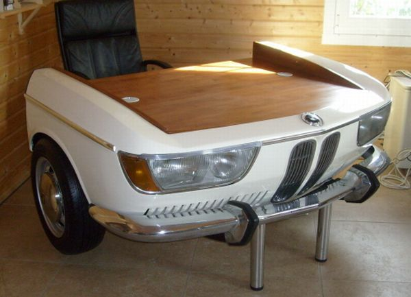 Auto inspired furniture for car lovers for Ausgefallene sofas